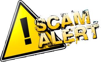 Знак опасности, Scam Alert